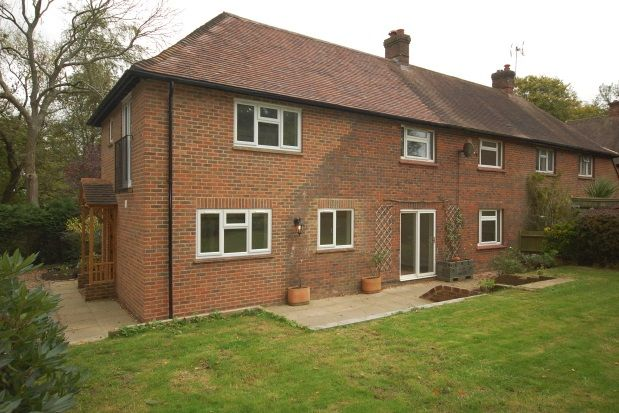 Thumbnail Semi-detached house to rent in School Lane, Hadlow Down, Uckfield