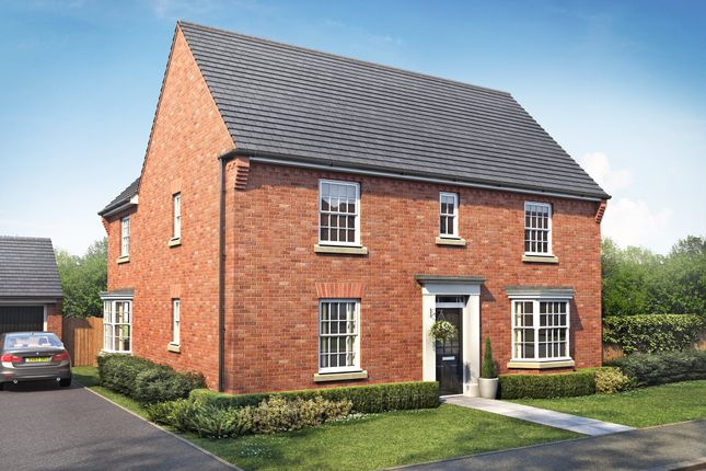 "Thumbnail Detached house for sale in ""Layton"" at Cadhay, Ottery St. Mary"