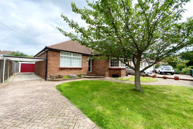 Thumbnail Bungalow to rent in Sandhurst Road, Orpington