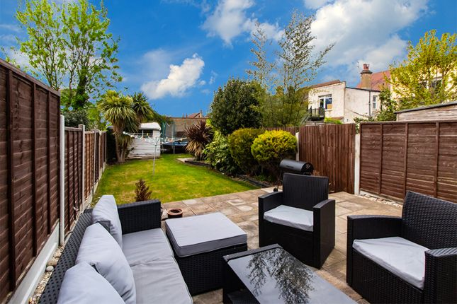 Garden  of North Avenue, Southend-On-Sea SS2