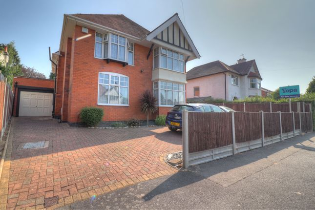 5 bed detached house for sale in Abbots Road North, Leicester LE5