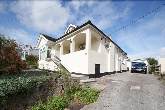 Thumbnail Detached bungalow for sale in Maidenway Road, Paignton, Devon