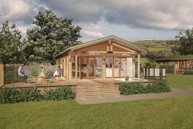 Thumbnail Lodge for sale in Afan Valley, Afan Valley
