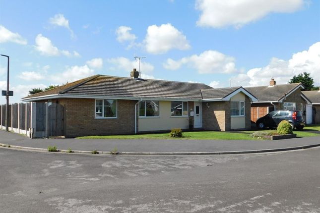 Thumbnail Detached bungalow for sale in Elizabeth Crescent, Ingoldmells, Skegness