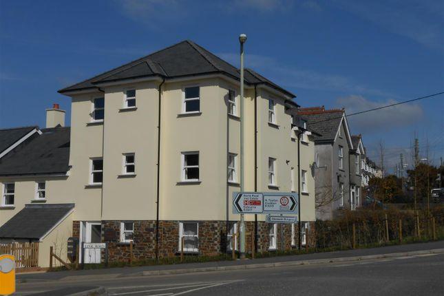 Thumbnail Flat to rent in Link Road, Okehampton