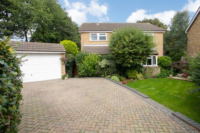 Thumbnail Detached house for sale in Park Wood Close, Broadstairs
