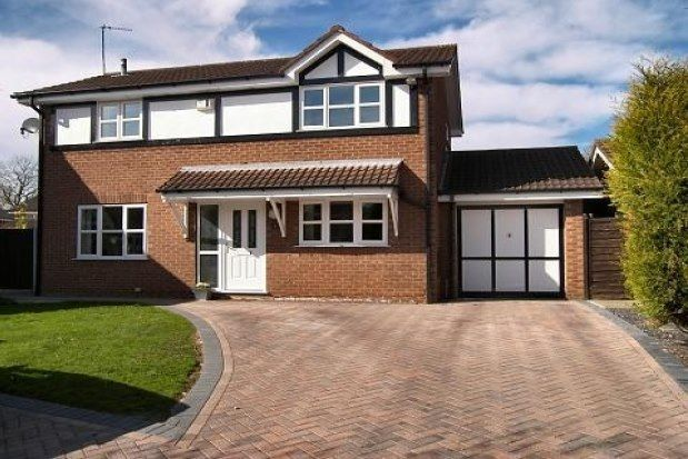 Thumbnail Property to rent in Stour Close, Altrincham