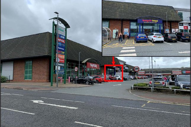 Thumbnail Retail premises to let in Dragonville Retail Park, Durham