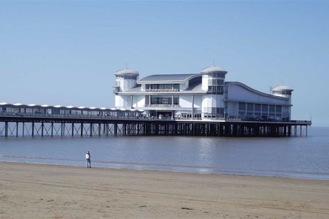 Thumbnail Detached house for sale in Beach Road, Weston-Super-Mare