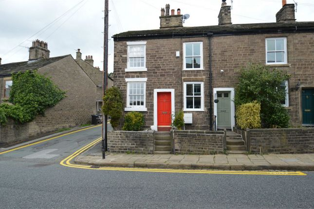 Thumbnail End terrace house to rent in Shrigley Road, Bollington, Macclesfield, Cheshire