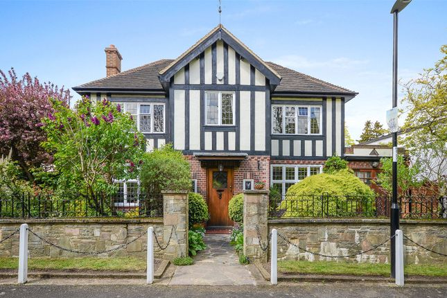 Thumbnail Detached house for sale in Hall Drive, Sydenham, London