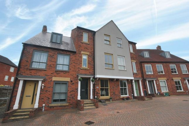 Thumbnail Town house for sale in Long Row Drive, Lawley Village, Telford, 2Sf.