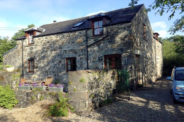 Thumbnail Detached house for sale in Mill House, Old Road, Lochdon