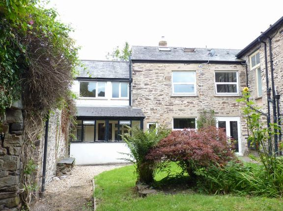 Thumbnail Town house for sale in High Street, Dulverton