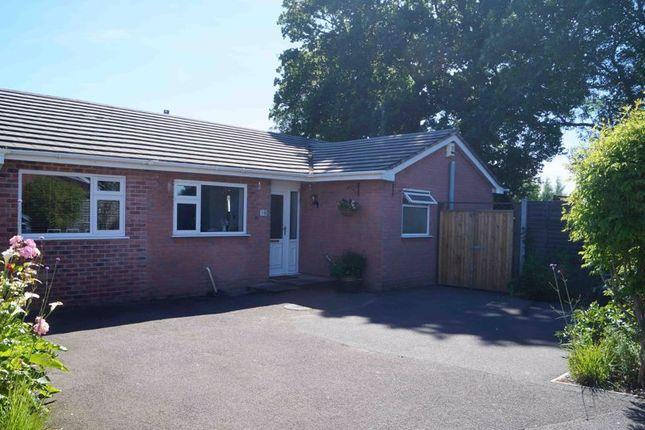 Thumbnail Detached bungalow for sale in Dukesfield, Christchurch