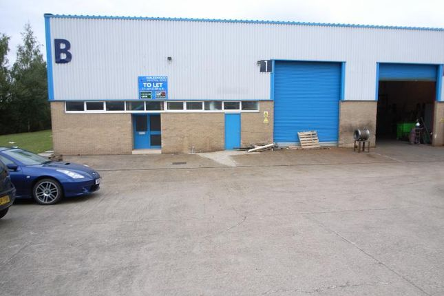 Thumbnail Industrial to let in Waleswood Road, Sheffield