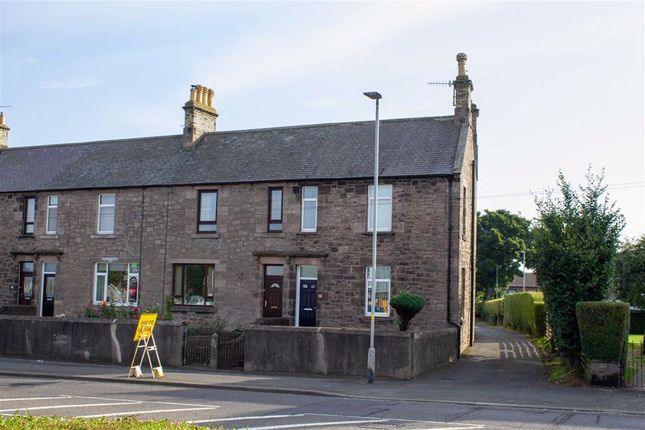Thumbnail End terrace house for sale in Northumberland Road, Tweedmouth, Berwick-Upon-Tweed