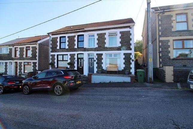 3 bed semi-detached house for sale in Oakland Terrace, Cilfynydd, Pontypridd CF37