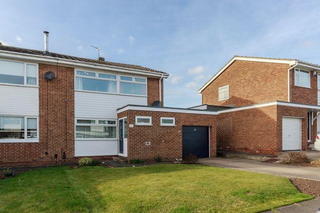 Thumbnail Semi-detached house for sale in Weaverham Road, Stockton-On-Tees, Stockton-On-Tees