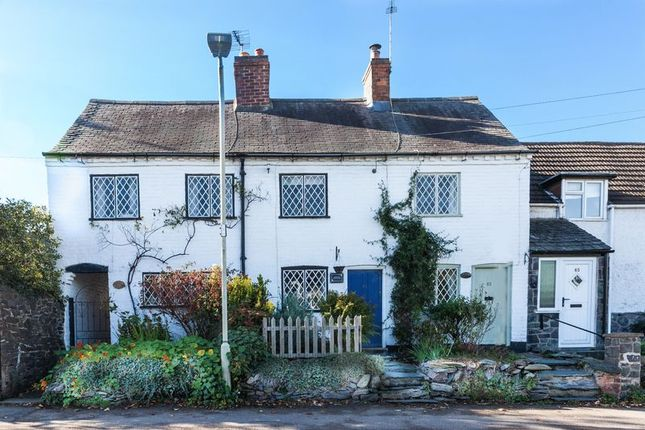 Thumbnail Terraced house for sale in Forget Me Not Cottage, Main Street, Woodhouse Eaves