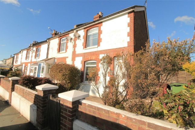 Thumbnail End terrace house for sale in Church Hill, Little Common Road, Bexhill On Sea