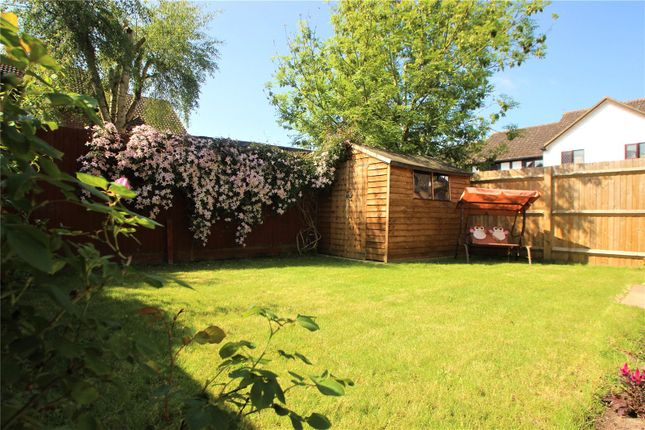 Thumbnail End terrace house for sale in Coomb Field, Edenbridge