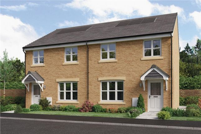 """Thumbnail Mews house for sale in """"Meldrum End"""" at Queen Mary Avenue, Clydebank"""