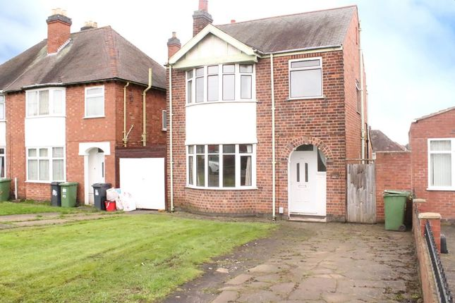 Thumbnail 3 bedroom semi-detached house to rent in Brunswick Street, Leamington Spa