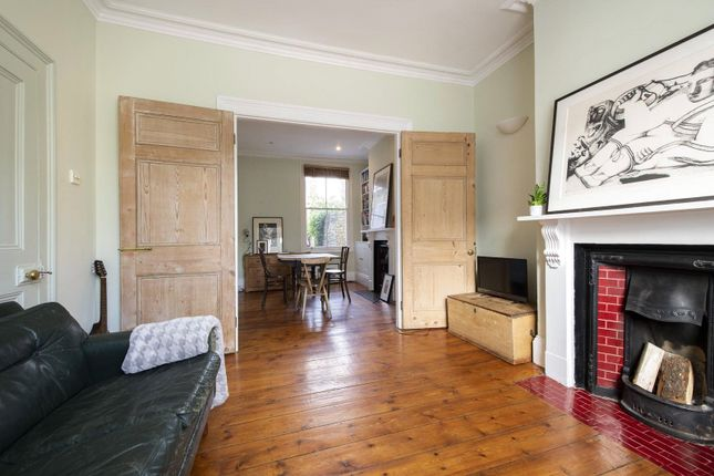 Thumbnail Terraced house for sale in Quilter Street, London