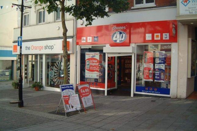Thumbnail Retail premises to let in Unit 37, 37 - 39 Union Street, Aldershot