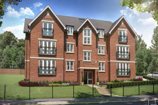 Thumbnail Flat to rent in Midwinter Court, Chandos Road, Buckingham