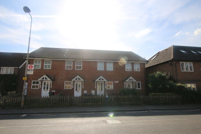 Thumbnail Terraced house to rent in High Street, Colnbrook, Slough