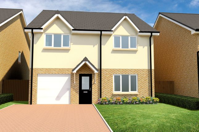 Thumbnail Detached house for sale in Irvine Road, Eglinton Meadow, Kilwinning