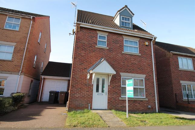 Thumbnail Property for sale in Morning Star Road, Daventry