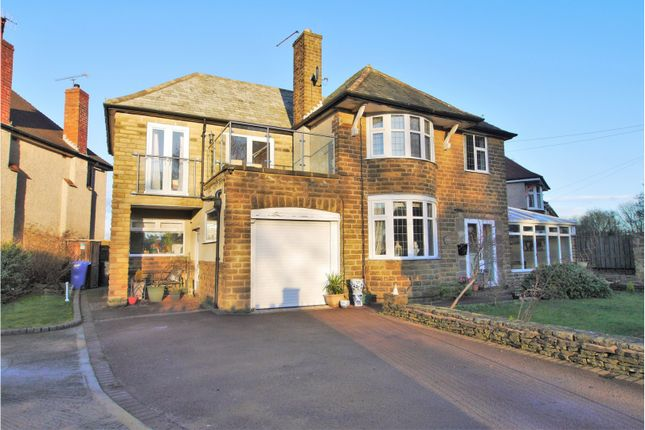 Thumbnail Detached house for sale in Matlock Road, Walton, Chesterfield