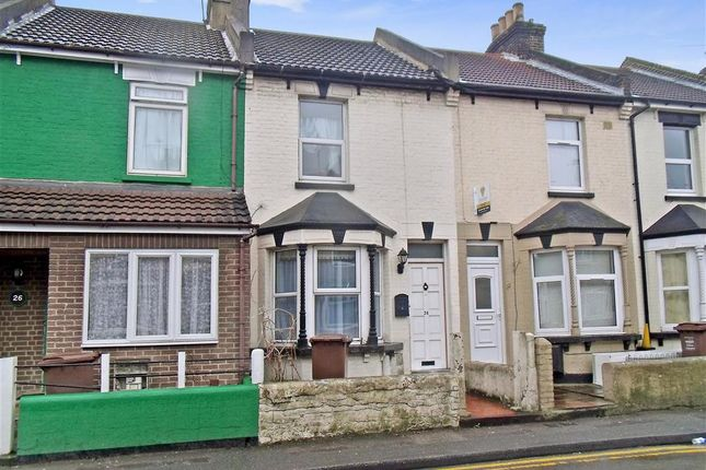 3 bed terraced house for sale in Railway Street, Gillingham, Kent