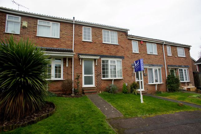 Thumbnail Town house to rent in Alder Close, Oakwood, Derby