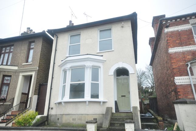 Thumbnail Detached house to rent in Saunders Road, London