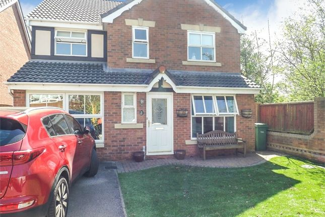 Thumbnail Detached house for sale in California Close, Great Sankey, Warrington, Cheshire