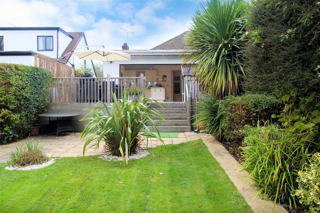 Thumbnail Semi-detached bungalow for sale in Robin Hood Road, St. Johns, Woking