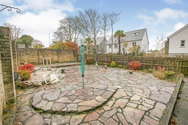 Gardens of Barrack Lane, Truro, Cornwall TR1