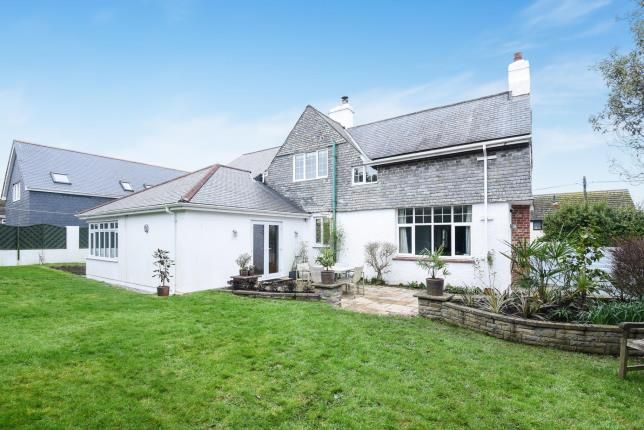 Thumbnail Detached house for sale in Carbis Bay, St. Ives, Cornwall