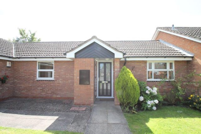 Thumbnail Bungalow for sale in Shephard Mead, Tewkesbury