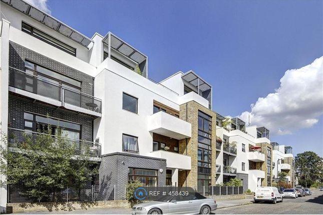 Thumbnail Flat to rent in Kimberley Road, London