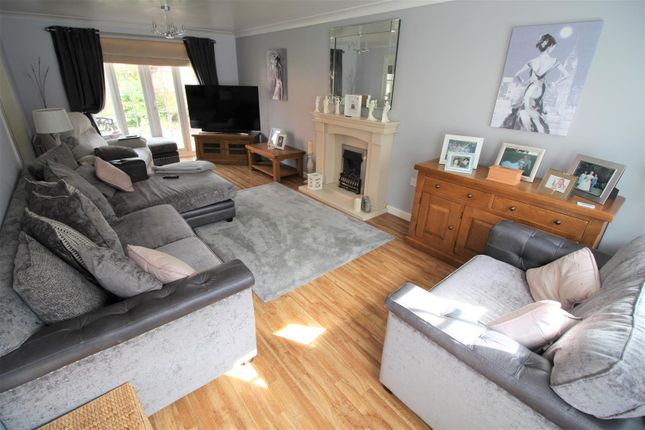 Living Room of Barlow Drive, Fradley, Lichfield WS13
