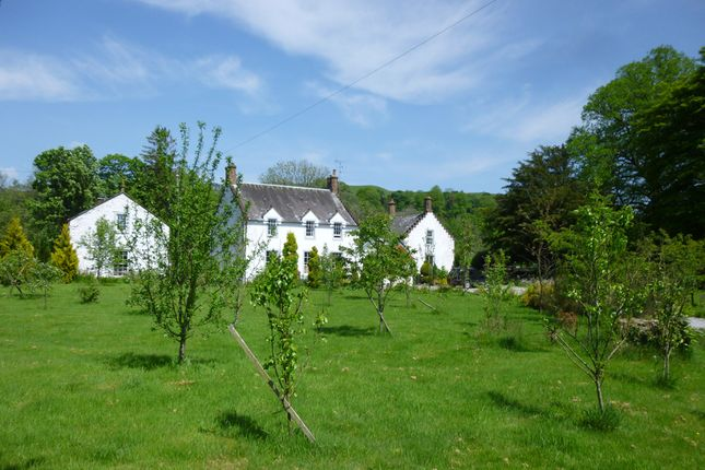 Thumbnail Detached house for sale in Hastings Hall, North Street, Moniaive