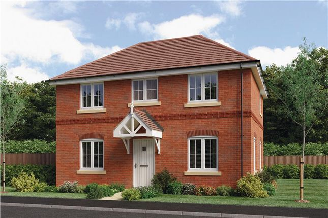 "Thumbnail Detached house for sale in ""Bretby"" at Bidavon Industrial Estate, Waterloo Road, Bidford-On-Avon, Alcester"