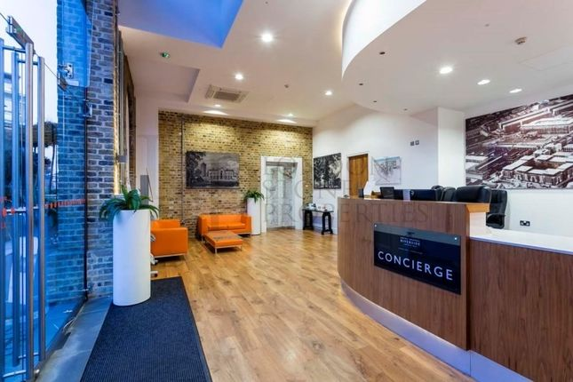24Hr Concierge of Building 50, Royal Arsenal Riverside SE18