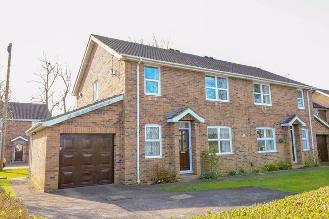 Thumbnail Flat for sale in St. James Court, Scunthorpe