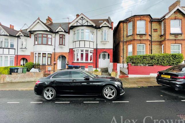 Thumbnail Flat to rent in Dagmar Avenue, Wembley
